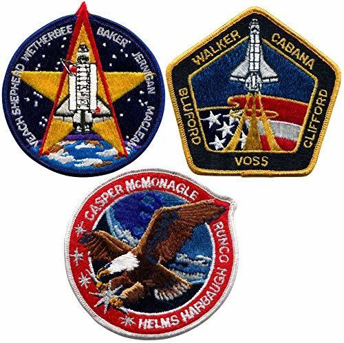 High Density Embroidered Custom Woven Patches for Clothing Government